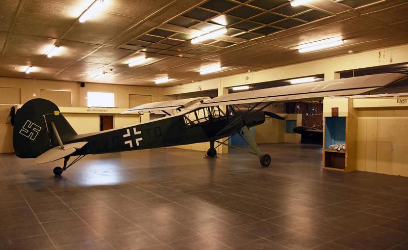 Fieseler Fi-156A Storch VD+TD, SAAF Museum, Swartkop Air Force Base, near Pretoria, 19 September 2018 1.