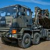 Leyland Daf Military Vehicle