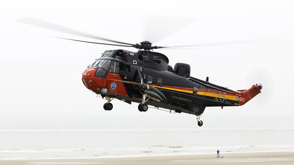 March 21st, 2019 marked the final flight of the Belgian Air Force Sea King Mk48 (RS05, cnWA835), after 43 years loyal service. The fleet of 5 accumulated more than 60000 flight hours, saved 1757 lives during 3309 interventions...