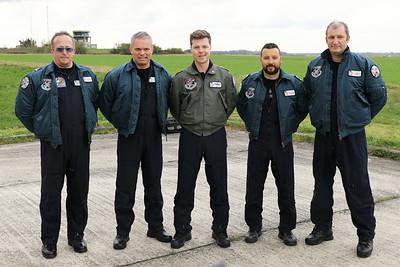 """""""Dark Vador"""" and his crew..."""