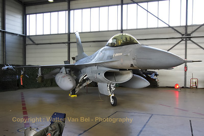 "Belgian Air Force F-16AM (FA-72), with a typical weapons load, as used in ISAF operations ""Eastern Eagle"" & ""Guardian Falcon"" in Afghanistan."