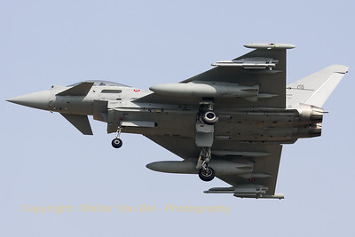 "Italian Air Force EF2000 Typhoon (MM7309; coded: ""36-31""), visiting Cambrai-Epinoy for the fly-out ceremony of EC1/12"