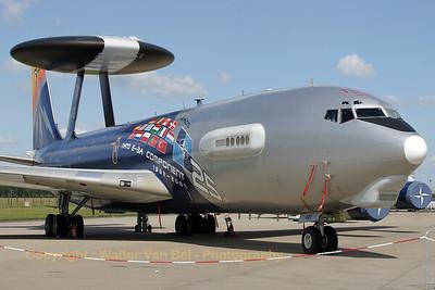 """""""25-years NATO E-3A Component""""-anniversary c/s"""