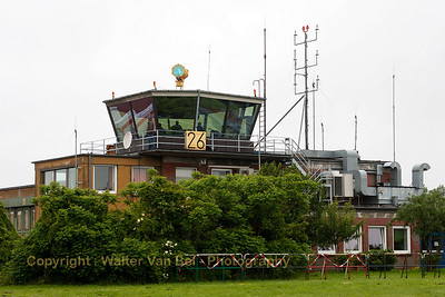 View on Wittmund's Tower, during the very wet spottersday, prior to the Phantom Pharewell.