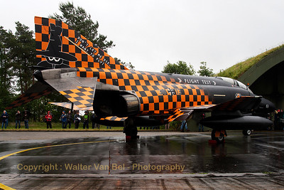 WTD61's F-4F Phantom II (38+13, cn4644) at Wittmund Air Base, in awfull weather conditions. Congrats to the designers of this phabulous c/s!