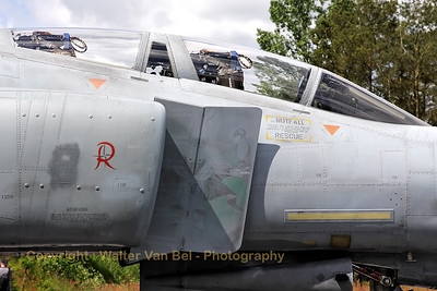 "The German Air Force Phantom crews have a nice habbit of decorating their aircraft when they are on specific missions abroad. This F-4F Phantom II (38+48, cn4747) has been marked with some Icelandic 'Spook' artwork on the splitter plate from a recent ""Icelandic Air Policing""-exercise (i.e. a NATO operation conducted to patrol Iceland's airspace). Luftwaffe F-4F Phantom IIs from Jagdgeschwader 71 ""Richthofen"" were detached to Keflavik Air Base from 5th March till 2nd April 2012."