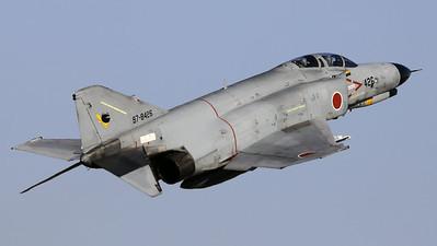 JASDF F-4EJ-KAI (97-8426; cnM126) from 301 Hikotai (Frogs), on take-off from Hyakuri's RWY03R.