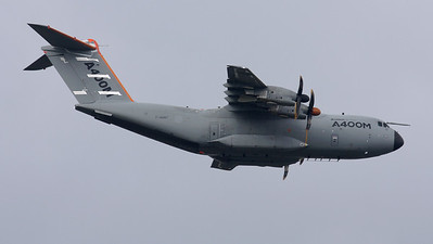 "An Airbus A400M ""Atlas"" (F-WWMT; MSN-001) was also present during the Fly-past across Brussels on the Belgian National day (July21st)."