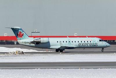 Air Canada Express CRJ-200 (C-GOJA)