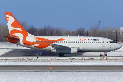 Air Inuit B737-200 (C-GAMI)