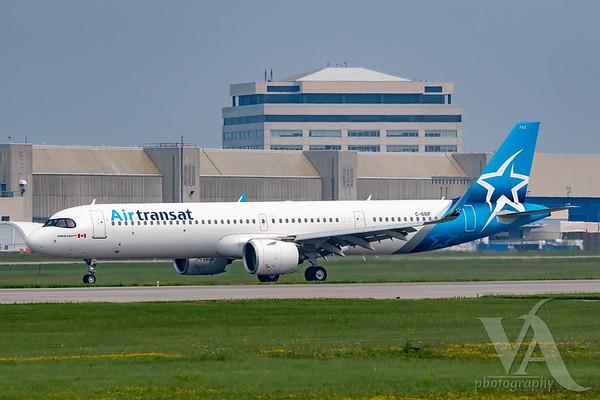 Air Transat A321-200NX (C-GOIF)-2