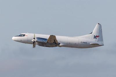 Kelowna Flightcraft Convair 580 (C-FKFZ)