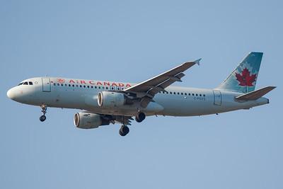 Air Canada A320-200 (C-FGYS)