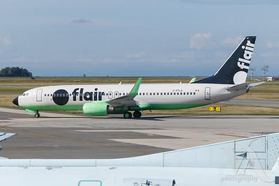 Flair Airlines B737-800 (C-FFLA)