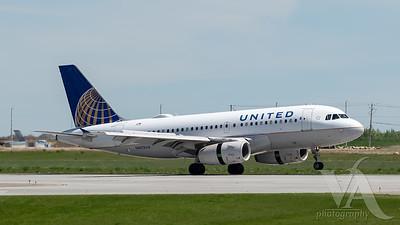 United Airlines A319-100 (N802UA)
