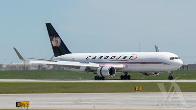 CargoJet B767-300 (C-FCCJ)