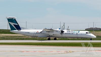 WestJet Encore Dash 8-400 (C-FTEN)