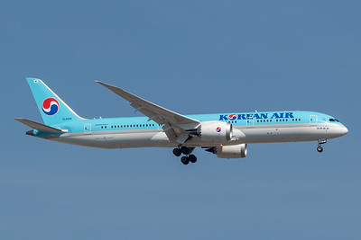 Korean Air B787-9 (HL8085)