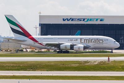 Emirates A380-800 (A6-EUG)