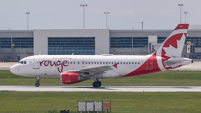 Air Canada Rouge A319-100 (C-FYNS)