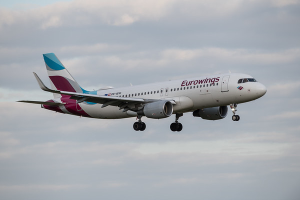 Eurowings - On Approach - Stansted #aviationphotography #aviationlovers #aviationgeek #aviationlife #aviation #piloteyes #pilotslife #pilotlife #pilot #instaaviation #instapilot #instaviation #megaplane #airplane #aircraft #airlinepilot  #instaplane #avgeek #planeporn #airport #pilot #photographer #picoftheday #photodaily #photogram #aviationspotter #air #flightglobal #aviationnews #flypast