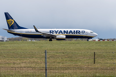 Stansted Airport - April 2016