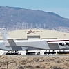 Stratolaunch lands on its 2nd flight from Mojave Air &Space Port, CA. 04-29-2021