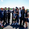 Breitling Jet Team Pilots with Perez family