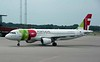 TAP - Air Portugal Airbus A320-200 CS-TNT, Stockholm Arlanda airport, 8 September 2014 - 1501