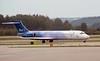 Blue1 Boeing 717-200 OH-BLM, Stockholm Arlanda airport, 8 September 2014 - 1506
