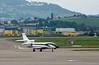 Dassault Falcon N343MG, Zurich, Tues 16 June 2016 - 1721.
