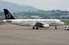 Swiss Airbus A320-200 HB-IJN, Zurich, Tues 16 June 2016 - 1627.