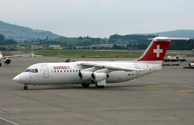 Switzerland: Zurich Kloten (ZRH / LSZH) - Heathrow, 2015