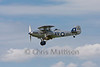 The superb and beautifully restored Hawker Hind (Afgan) reg G-AENP, built 1935, in flight.