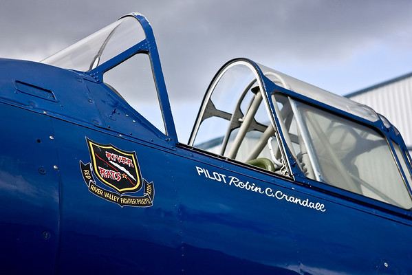 Detail of Robin's SNJ.