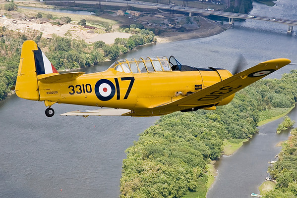 Harvard banking over the Mississippi.