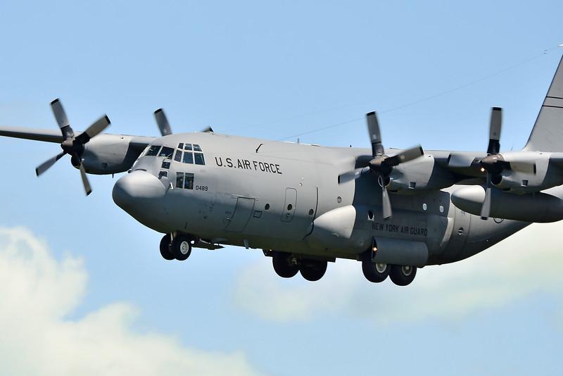 C-130J<br /> ANG Schenectady, NY