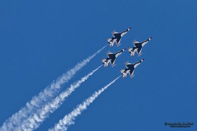 2011 US Air Force Thunderbirds