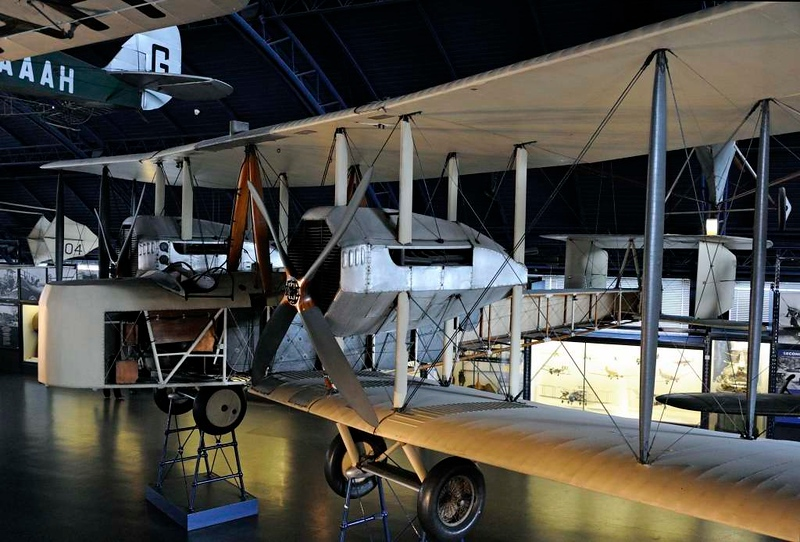 Alcock & Brown's Vickers Vimy IV, Science Museum, London, 26 April 2013 3.  The men were knighted for their achievement and won a Daily Mail prize of £10,000 (£887,414 in 2015).