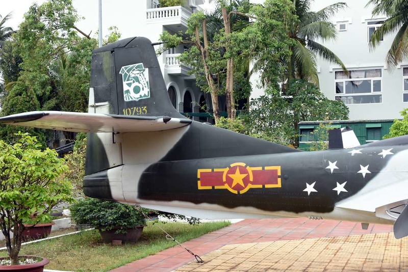 Cessna A-37 Dragonfly 10793, Museum of Military Zone 5, Da Nang, 12 March 2018 2.