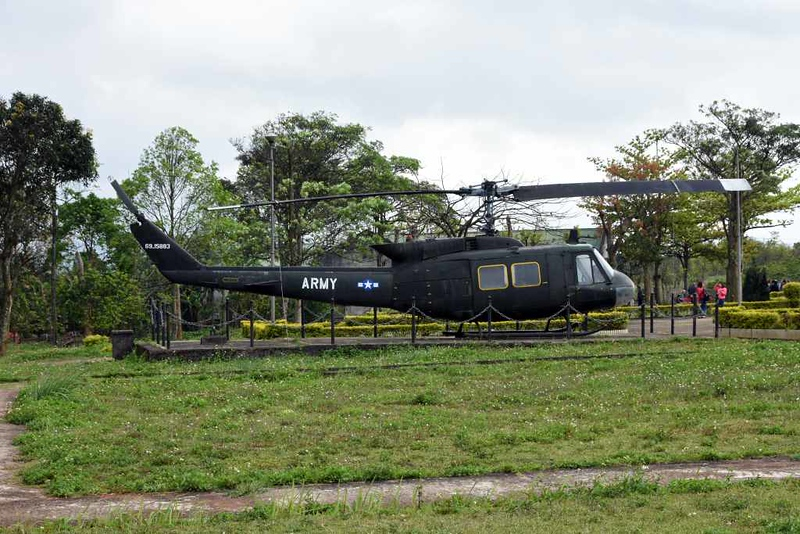 Bell UH-1 69.15883, Khe Sanh combat base museum, 9 March 2018 1.