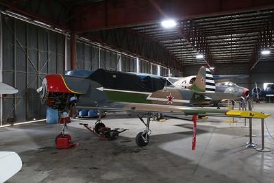 Aerostar (Yakovlev) YAK-52W, N252WB - 10/03/19