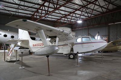 Piaggio P.136 L1 Royal Gull, N40025 - 10/03/19