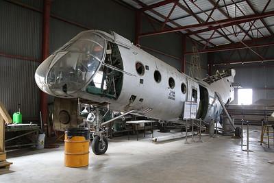 ex-USAF Piasecki CH-21B Work Horse, 53-4324 - 10/03/19