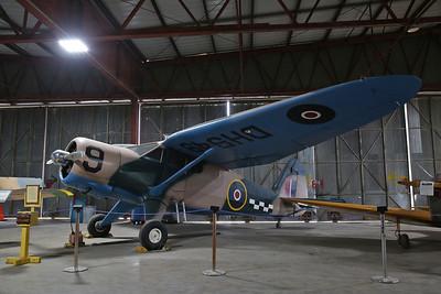 ex-USAAF/RAF Vultee (Stinson) Reliant, 43-44186 / FB745 / N5490N, fictitious RAF markings - 10/03/19