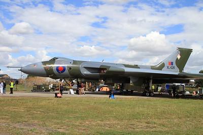 Avro Vulcan B.2, XL426, Southend Airport - 21/08/16.