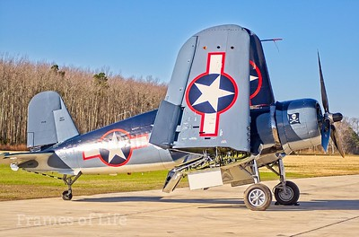 Chance Vought FG 1 D Corsair