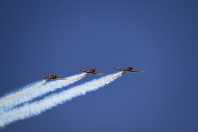 Canadian Harvard Aerobatic Team