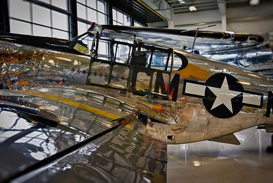North American P-51 C (Dual Control)