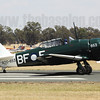 Another Temora-owned Australian-built aircraft, CAC Wirraway VH-BFF.